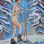 8. Ski Naked, It Is-800