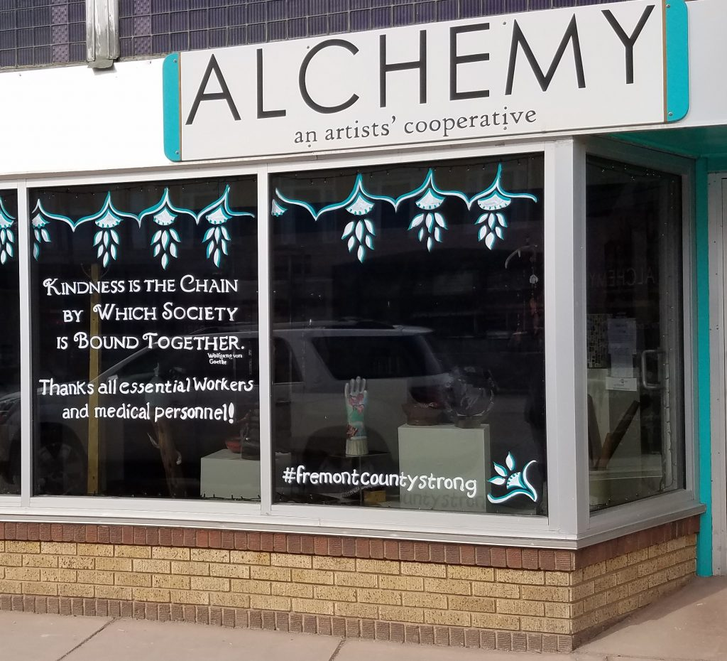 ALCHEMY is closed.